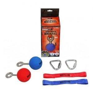 Ninja Balls - Zip Lines Ireland