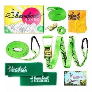 Barefoot Slackline - Zip Lines Ireland
