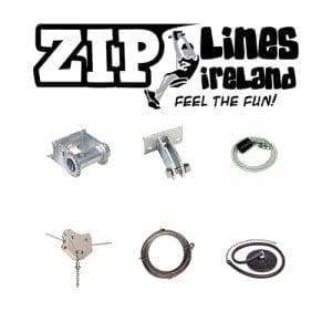Commercial Zip Line Kit - Zip Lines Ireland