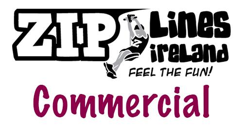 Zip Lines Ireland Commercial Range
